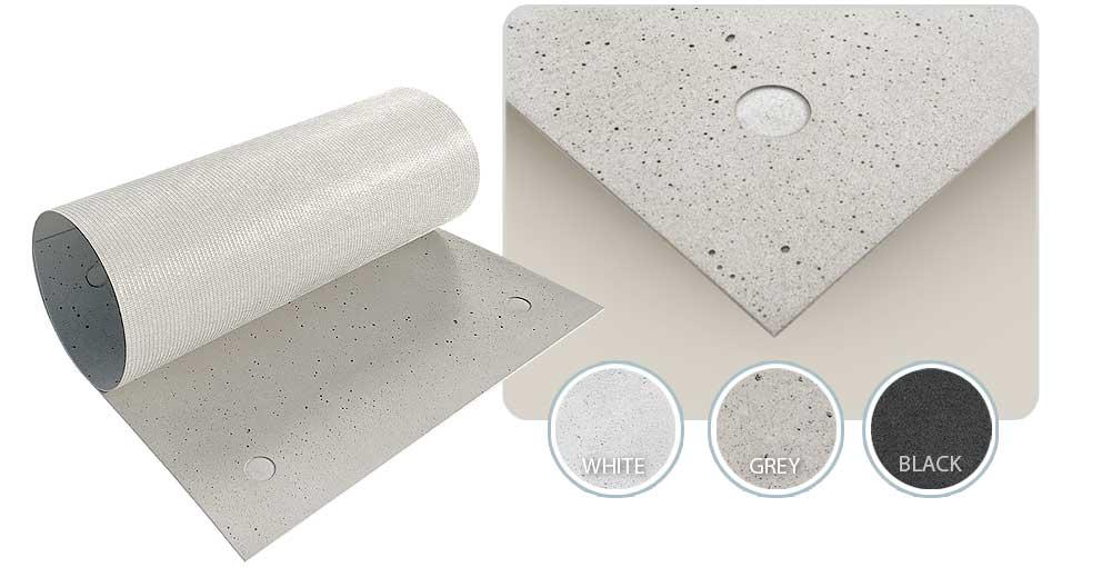 как прошить бетон